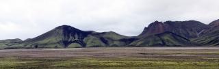 Près du Landmannalaugar