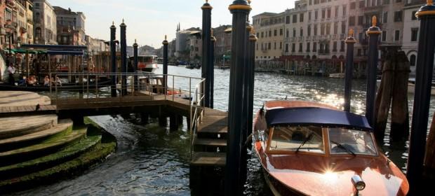 Voir Venise (dans un premier temps)