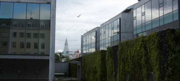 Jour 1 - Reykjavik