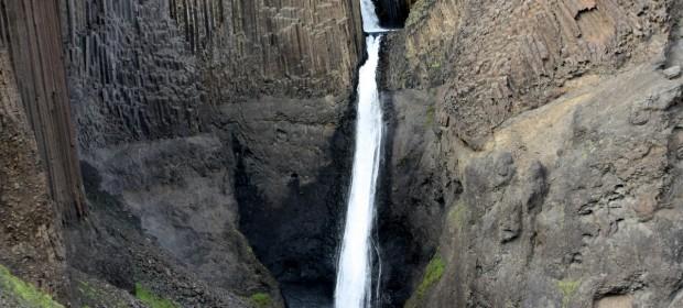 Jour 10 - la mini forêt et les maxi chutes d'eau